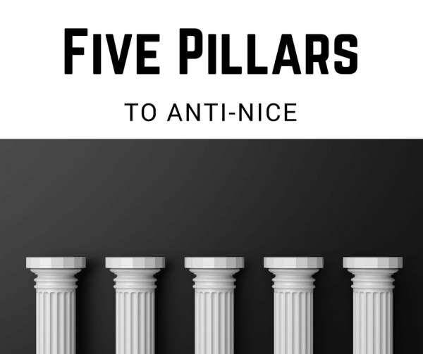 THE FIVE PILLARS TO