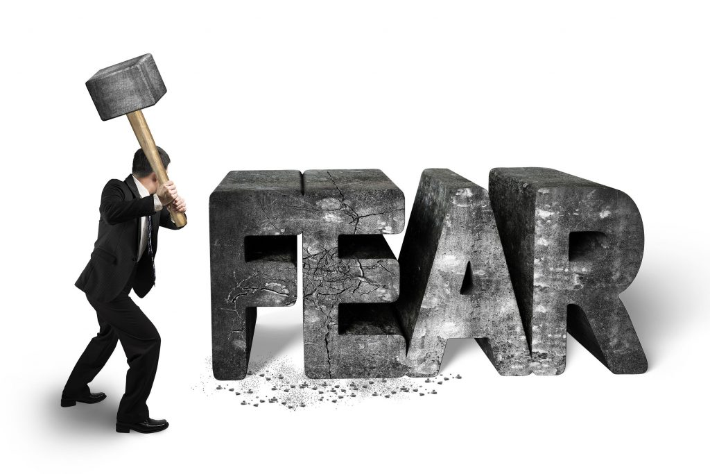 Seek Out Fear