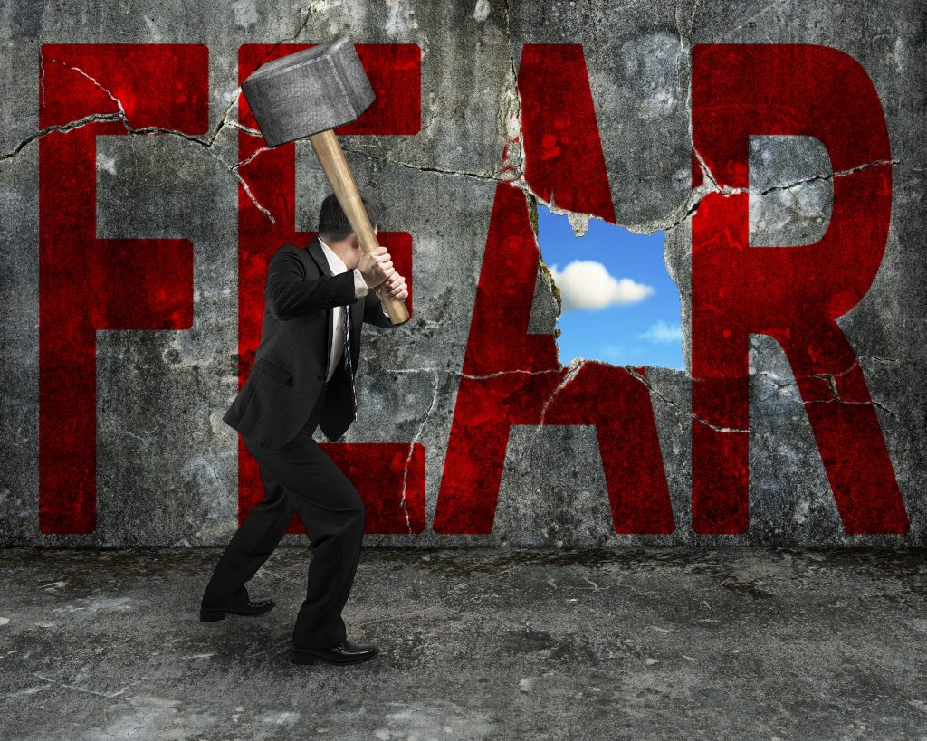 How To Fear Less with Dean Sluyter