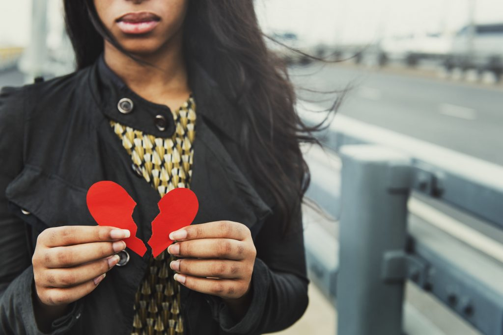 How To Navigate Life After A Breakup
