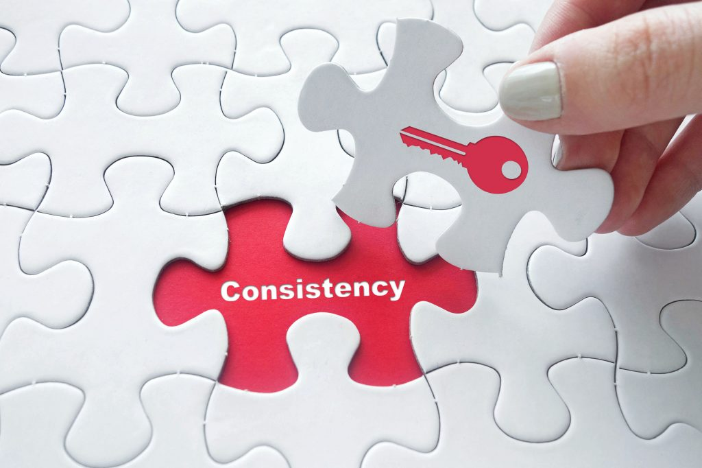 The Life Transforming Power of Consistency