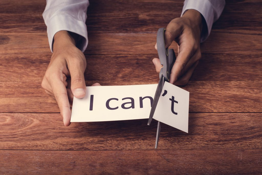 How To Stop Doubting And Start Believing In Yourself
